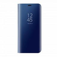 Capa Flip Cover Clear View Huawei P Smart Pro Azul