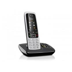 Fix Wireless Telephone Gigaset C430a Dual Branco 320h Standy Battery