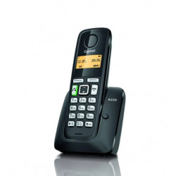 Fix Wireless Telephone Gigaset A220 Single Black
