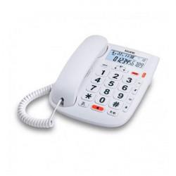 Telefone C/Fios Alcatel Tmax 20 White