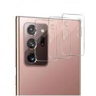 Protetor Câmera Traseira Samsung Galaxy S20 Fe Transparente