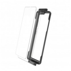 Screen Glass Protector 5d Complete Samsung Galaxy S20 Ultra Black With Fingerprint