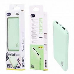 Power Bank One Plus D6042 Green 6500 Mah