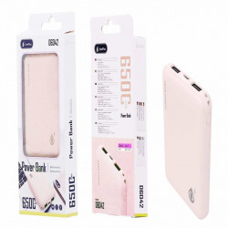 Power Bank One Plus D6042 Pink 6500 Mah