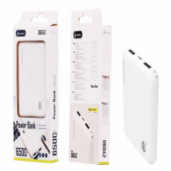 Power Bank One Plus D6042 White 6500 Mah