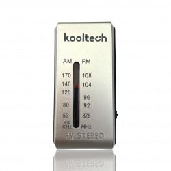 Radio Fm/am Oem Cpr149 Silver Uses Of Battery