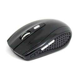 Wireless Oem Office Mouse 10m 1600dpi Black