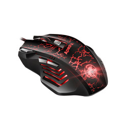Gaming Mouse Imice A7 Black 3200dpi, Smoother