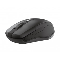 Trust Silent Wireless Keyboard Ody And With Mouse Black