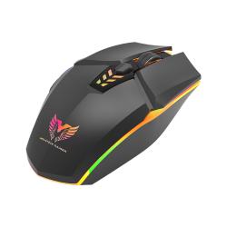 Oem Tg7210 Black 1.5m Cable Com Led Light E Gaming Mouse