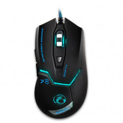 Gaming Mouse Imice X8 Black 2400dpi, 6d Multifuctional