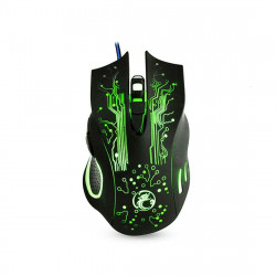 Gaming Mouse Imice X9 Black 6 Keys, 800-2400dpi