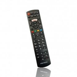 Remote Control Pritech Pbp-323 Black For TV