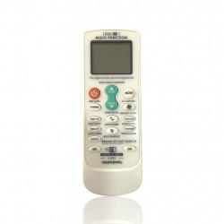 K-830ES White Air Conditioning Remote Control