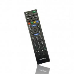 Remote Control Pritech Pbp-256 Black For TV