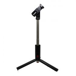 Selfie Stick Pacifico Np-S954 Preto Com Tripod Stand