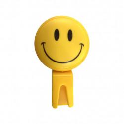 Ring Light Oem Beauty Fill Lamp Amarelo Smile Emoji Para Telemovel