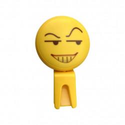 Ring Light Oem Beauty Fill Lamp Amarelo Chato Emoji Para Telemovel