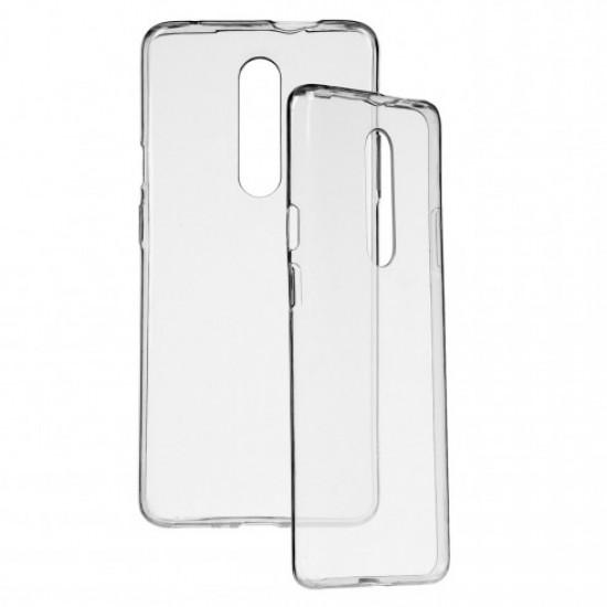 Capa Silicone One Plus 8 Transparent