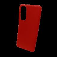 Capa Silicone Gel Huawei P Smart 2021 Vermelho