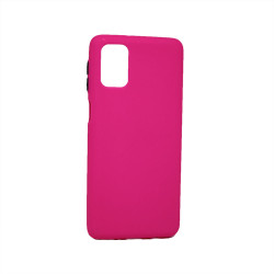 Cover Tpu+Lining Case Oppo A31 2020 Pink Solid