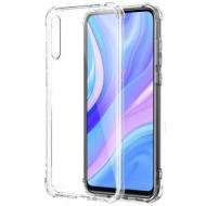Capa Silicone Dura Anti-Choque Huawei P Smart Plus 2019 Transparente