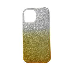 Back Cover Bling Apple Iphone 12/12 Pro Gold