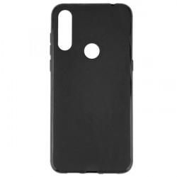 Silicone Cover Case Alcatel 1se 2020 Black