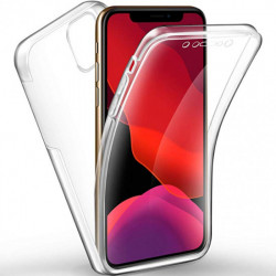 Capa Silicone Gel 360º Huawei P10 Transparente