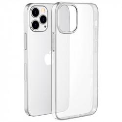 Capa Silicone Dura Apple Iphone 13 Mini 5.4 Transparente Premium