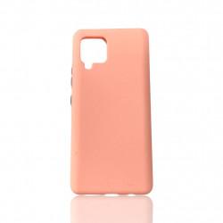 Capa Silicone Gel Samsung Galaxy A42 5g / A426 Rosa Clara Premium