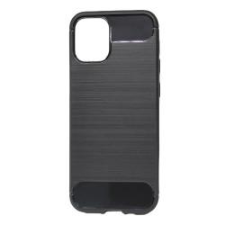 Carbon Cover Apple Iphone 12/12 Pro Black