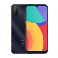 """Smartphone Alcatel 1s 2021 6025D 3gb/32gb Dual Sim 6.52"""" Metallic Black"""