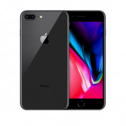 Refurbished Smartphone Apple Iphone 8 Plus 64gb Grade A+ Black