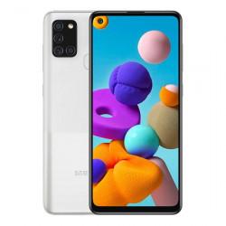 Smartphone Samsung Galaxy A21s A217 Prata 3gb / 32gb 6.5