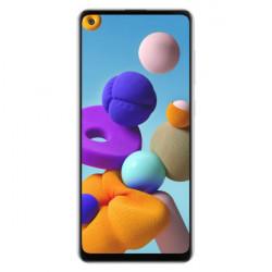 Smartphone Samsung Galaxy A21s Sm-A217f/Dsn Branco 4gb / 64gb 6.5