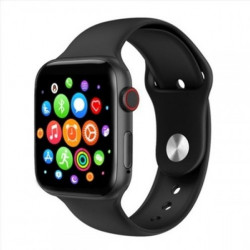 Smartwatch Oem T500 Plus Series 6 Black Space Aluminum Case 44mm For Apple And Android