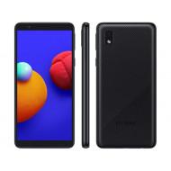 Smartphone Samsung Galaxy A01 Core 2gb/32gb Dual Sim Black