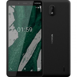 "Smartphone Nokia 1 Plus TA-1130 1GB/8GB 5.45"" Dual Sim Black"