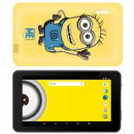 Tablet Estar Themed Minions 10.1&Quot; Black Com Capa