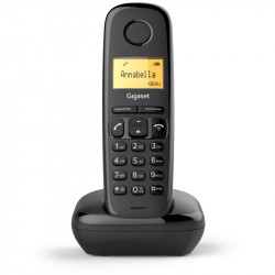 Telefone Sem Fio GIGASET A170 Duo BLACK