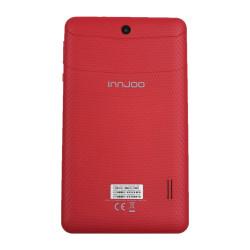 """Tablet Innjoo F704 1gb/16gb 3g e Wifi 7"""" Red"""
